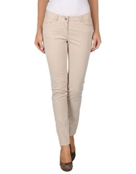 Who S Who Casual Pants Beige