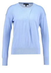 Banana Republic Jumper Periwinkle Multicoloured