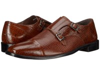 Stacy Adams Gardello Mustard Men's Monkstrap Shoes Yellow