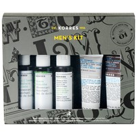 Korres Men's Shower And Shave Kit