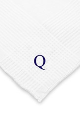 Men's Cathy's Concepts Personalized Hand Rolled Handkerchiefs White Set Of 3 Q