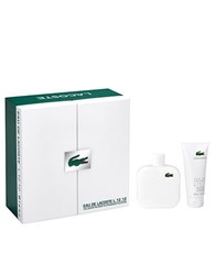 Lacoste L.12.12 Blanc Eau De Toilette Spray Set 87.00 Value No Color