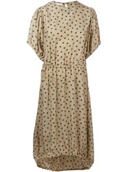 Societe Anonyme 'Udon' Dress Nude And Neutrals