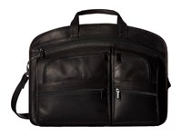 Scully Antonio Computer Brief Black Briefcase Bags
