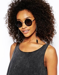 Monki Anio Sunglasses Keeper Silver