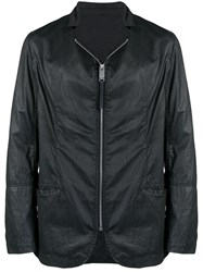Alyx Coated Lightweight Jacket Black