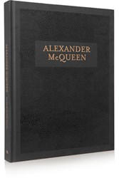 Abrams Alexander Mcqueen Edited By Claire Wilcox Hardcover Book Black