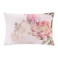Ted Baker Painted Posie Pillowcase 50X75cm Set Of 2