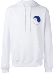 Soulland 'Mulally' Hoodie White