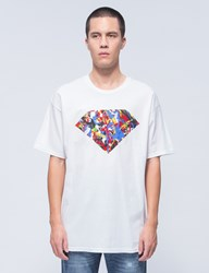 Diamond Supply Co. Painted S S T Shirt