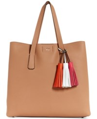 Guess Trudy Large Tote Tan