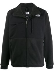 The North Face Multi Pockets Stand Up Collar Jacket Black