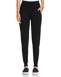 Dkny Drawstring Jogger Pants Black