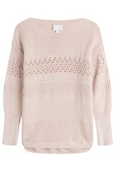 Lala Berlin Cotton Pullover Pink