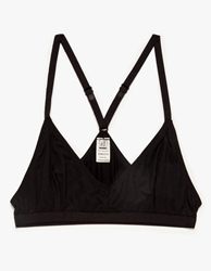 Base Range X Bra In Black