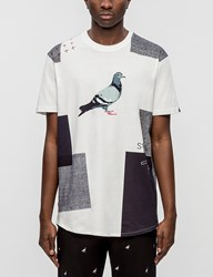 Staple Patchwork Pigeon T Shirt