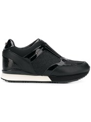 Tommy Hilfiger Laceless Running Sneakers Black