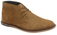 Frank Wright Walker Mens Shoes Tobacco