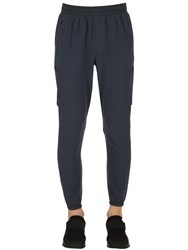 Under Armour Perpetual Printed Fitted Cargo Pants Stealth Grey