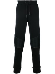 Philipp Plein Competition Track Pants Black