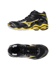 Mizuno High Tops And Trainers Black