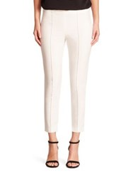 Theory Alettah Skinny Pants New Ivory