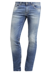 Gas Jeans Gas Albert Slim Fit Jeans Light Blue