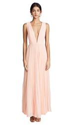 Fame And Partners The Allegra Dress Pale Pink