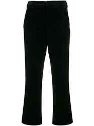 Zadig And Voltaire Posh Cropped Trousers 60