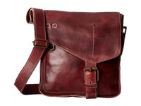 Bed Stu Venice Beach Ox Blood Glove Shoulder Handbags Brown