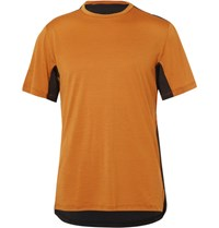 Nike Training Wool Blend And Jerey Dri Fit T Hirt And Sand