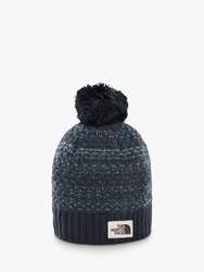 The North Face Antlers Beanie One Size Urban Navy Heather