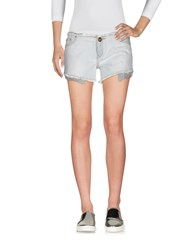 Fixdesign Atelier Denim Shorts Blue