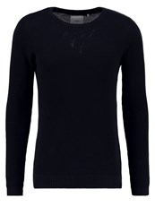 Minimum Carn Jumper Black