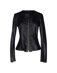 Diana Gallesi Jackets Black