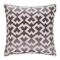 Gant Bursa Pillow 50X50cm Purple Beech