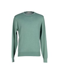 Cashmere Company Knitwear Jumpers Men Green
