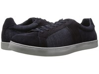 Vince Camuto Ginx Marino Indigo Men's Shoes Black