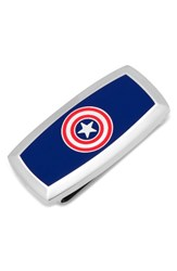 Cufflinks Inc. Men's Dc Comics Money Clip Blue