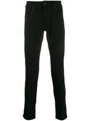 Natural Selection Skinny Jeans Black