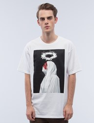 Black Scale Thorned S S T Shirt