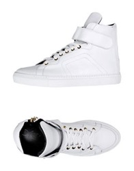 George J. Love High Tops And Trainers Black