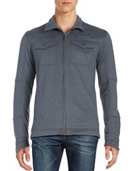 Marmot Hawkins Shirt Jacket Slate Grey