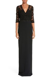 Pamella Roland Women's Embellished Gown