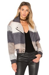 Lovers Friends Charlie Jacket Gray
