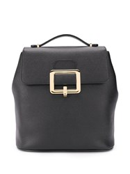 Bally Jayden Buckle Detail Backpack 60