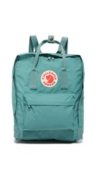Fjall Raven Fjallraven Kanken Backpack Frost Green