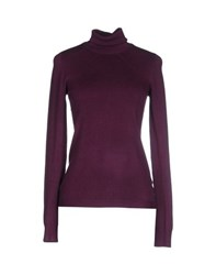 Liu Jo Jeans Knitwear Turtlenecks Women Garnet