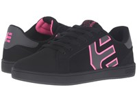 Etnies Fader Ls W Black Dark Grey Women's Skate Shoes