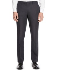 Kenneth Cole Reaction Flat Front Pinstripe Dress Pants